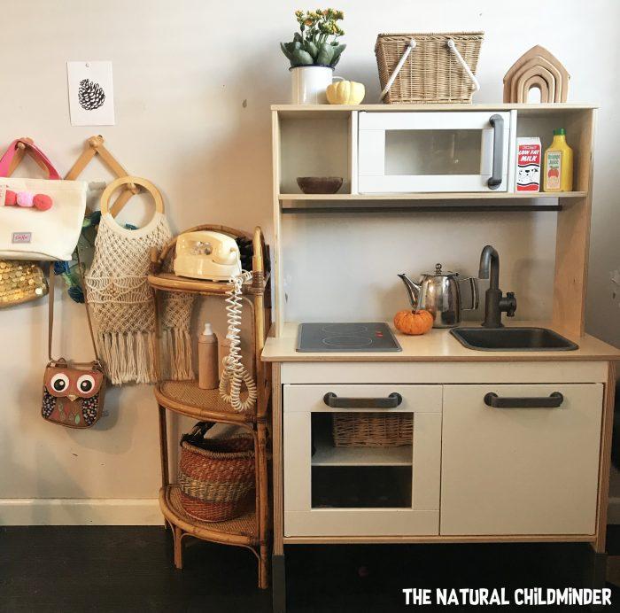 childminders setting the natural childminder playroom