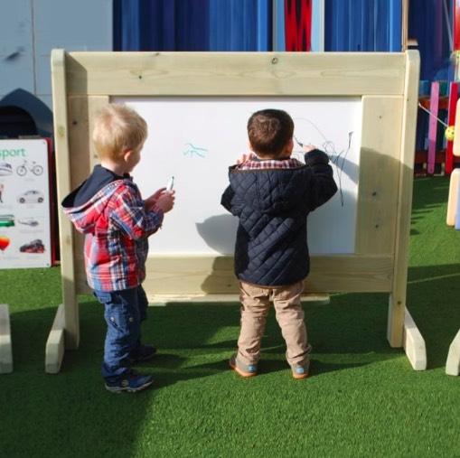 Outdoor maths activities