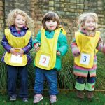 outdoor maths activities for early years