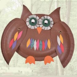 Fun Flappy Owls - Autumn Crafts