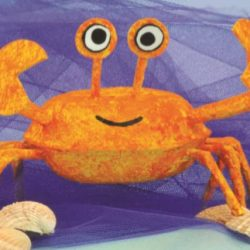 Crazy Crab - Summer Crafts