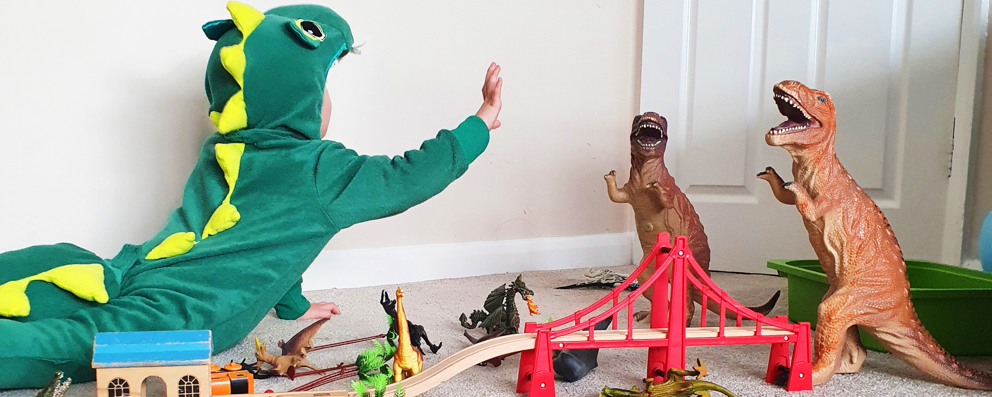 How To Encourage Toddler Role Play