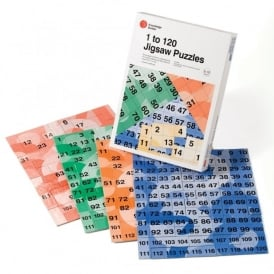 1-120 Jigsaw Puzzles