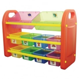 10 Tray Storage Organiser