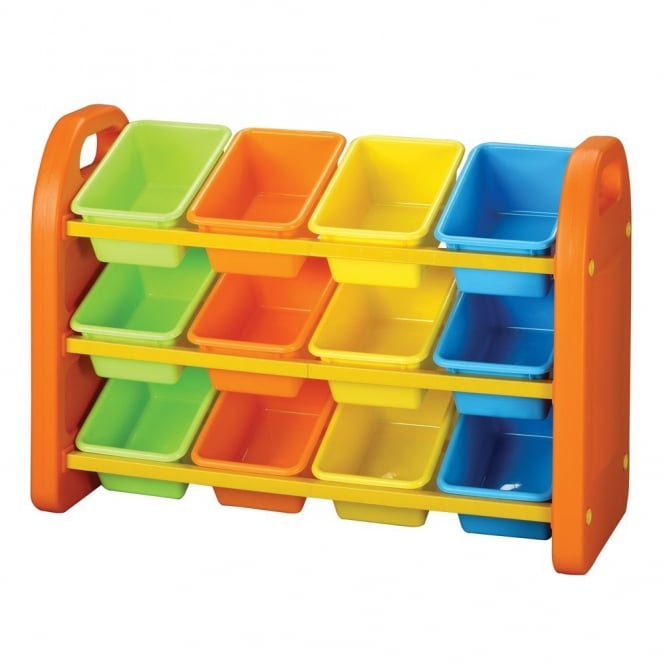 12 Tray Storage Organiser