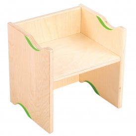 2 in 1 Flexi Table Chair Set
