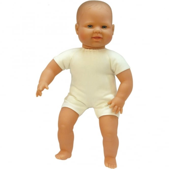 42cm White Soft Bodied Doll