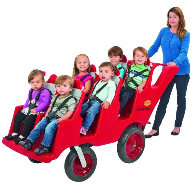 6 Seater Kiddy Carrier (Bye Bye Buggy)