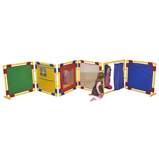 6 Square Activity Panels - Small