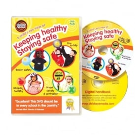 A Child's Eye View Of Keeping Healthy, Staying Safe DVD Plus