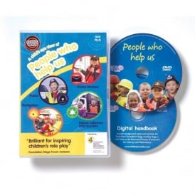 A Child's Eye View Of People Who Help Us 1 DVD Plus