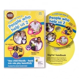 A Child's Eye View Of People Who Help Us 2 DVD Plus