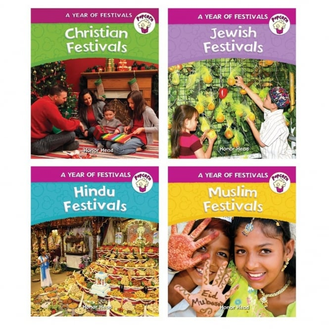 A Year of Festivals Books Special Offer