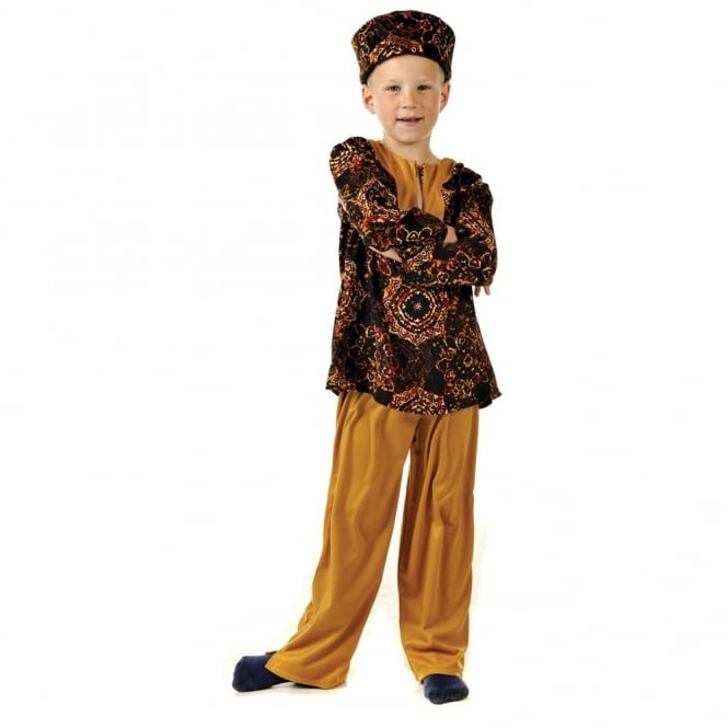 African Boy Dressing Up Costume