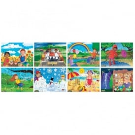 All Kinds Of Weather Jigsaws