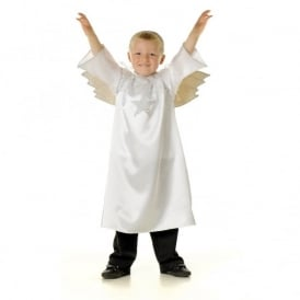 Angel Nativity Costume With Wings