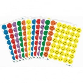 Assorted Smiley Stickers (BRK)