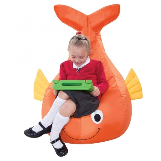 Bazzoo Fish Bean Bag