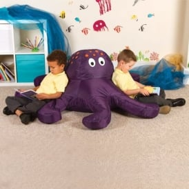 Bazzoo Octopus Bean Bag