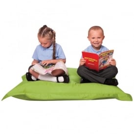 Bean Bag Floor Cushion - Lime