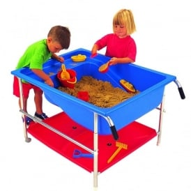 Blue Oasis Sand & Water Table