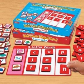 Magnet Board 3 Letter Words