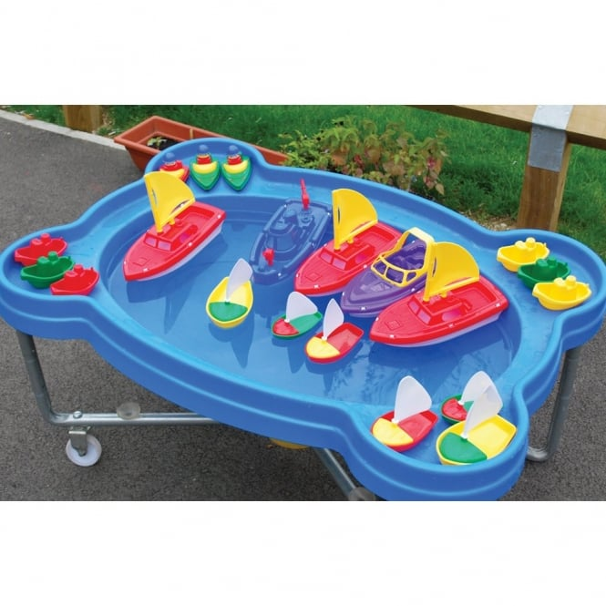 Bumper Toy Boat Set