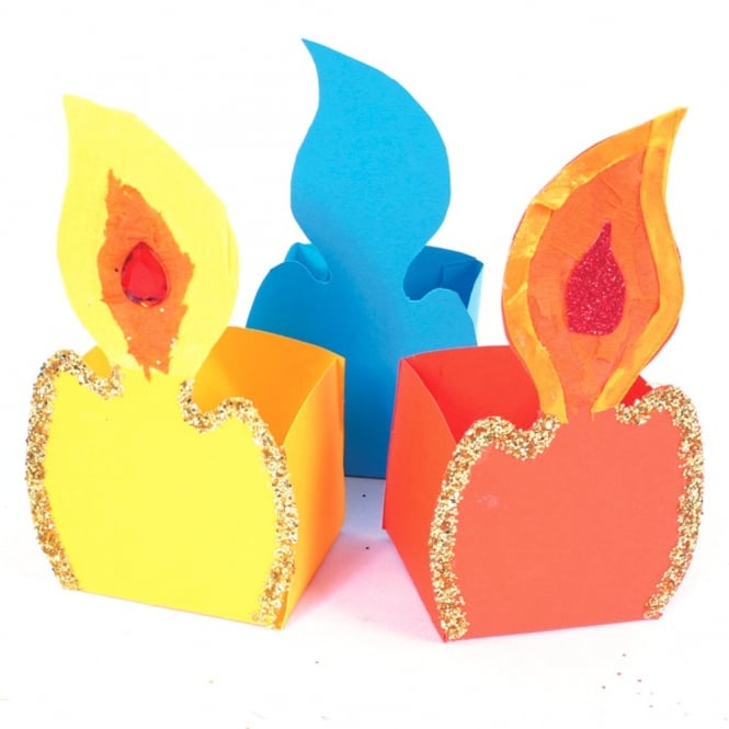 Candle Boxes (Pack of 30)
