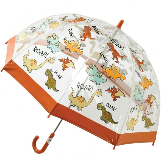 Children's PVC Dinosaur Umbrella