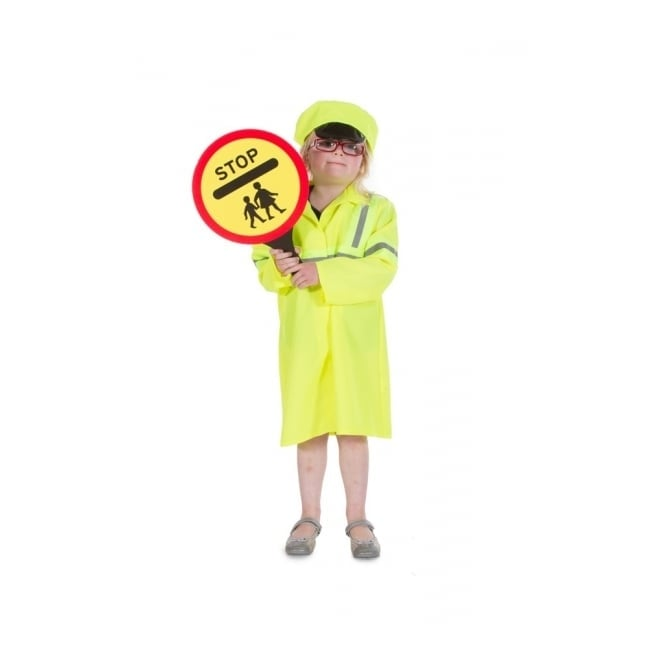 Children's Crossing Patrol Costume