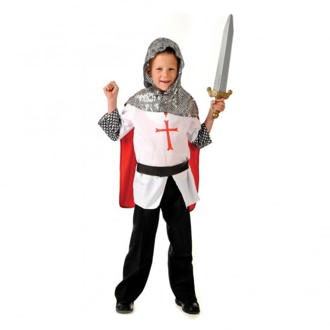 Children's Knight Crusader Costume