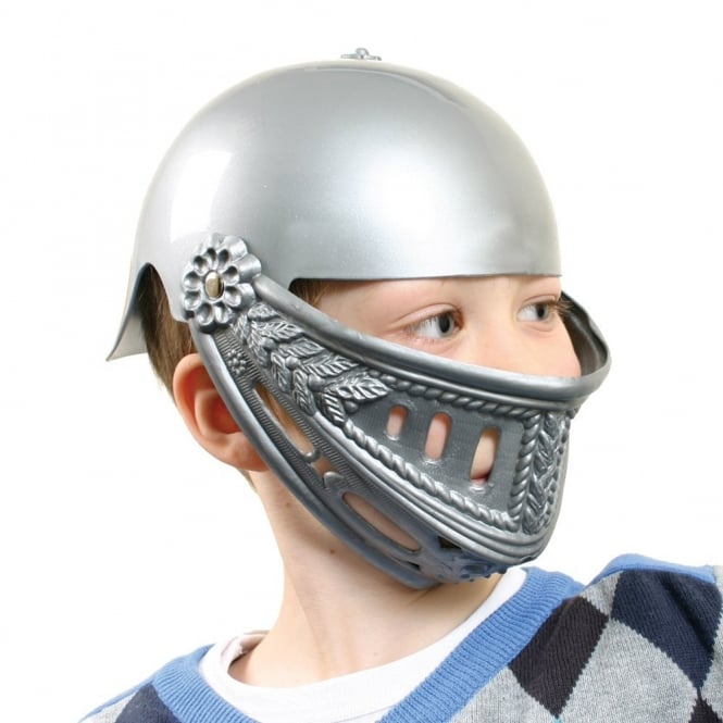 children s knights helmet set imaginative play from early years