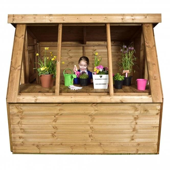 Childrens Potting Shed (Installed Or Supply Only)