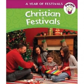 Christian Festivals (A Year Of Festivals) By Honor Head