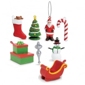 Christmas Characters Set Of 8