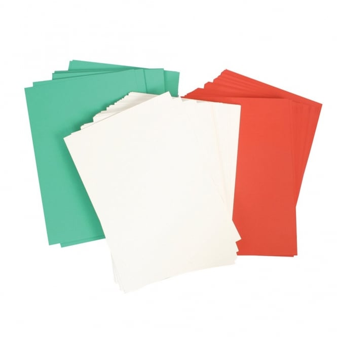 Christmas Colours Card Pack