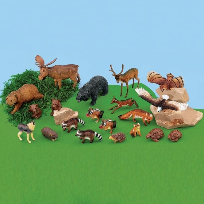 Classic Forest Animal Collection