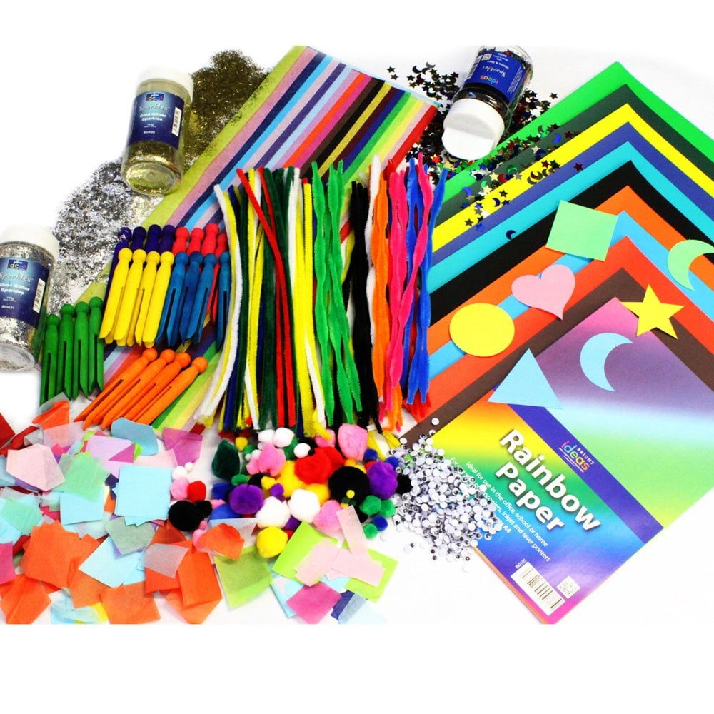 vast selection a few days away good selling Collage Crafts Class Pack - Art & Craft from Early Years Resources UK