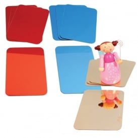 Coloured Mirrors Assorted Pack