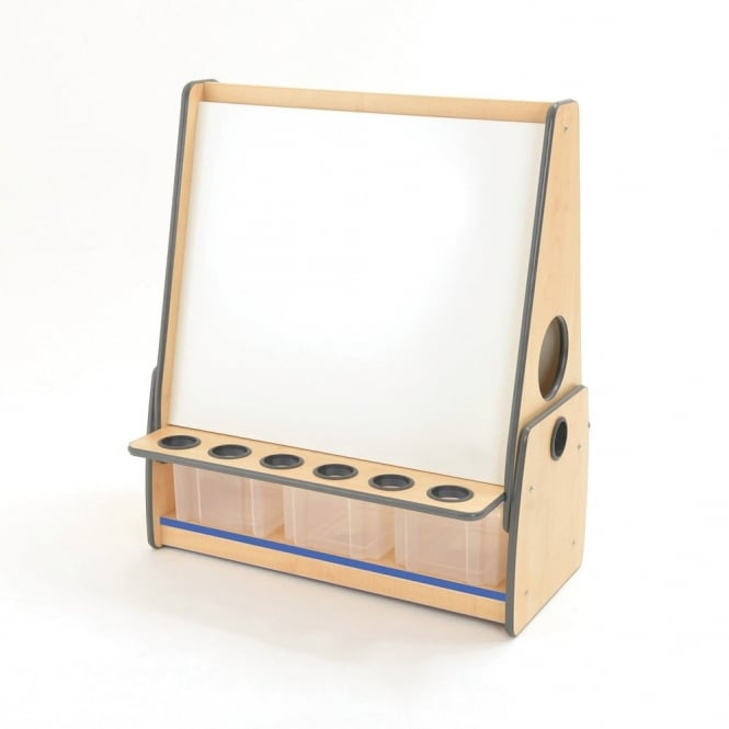 colouredge low floor easel furniture from early years resources uk