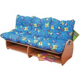 Contemporary Childrenu0027s 3 Seater Sofa