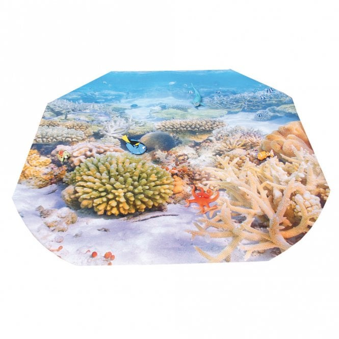 Coral Reef Tuff Tray Mat