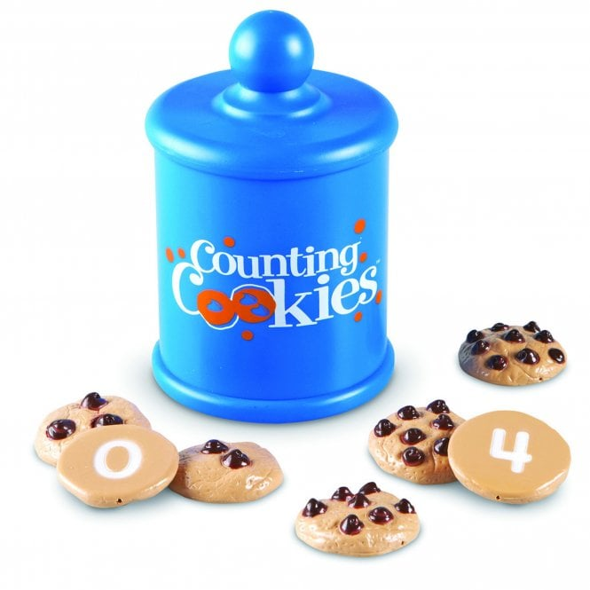 Counting Cookies 1-10
