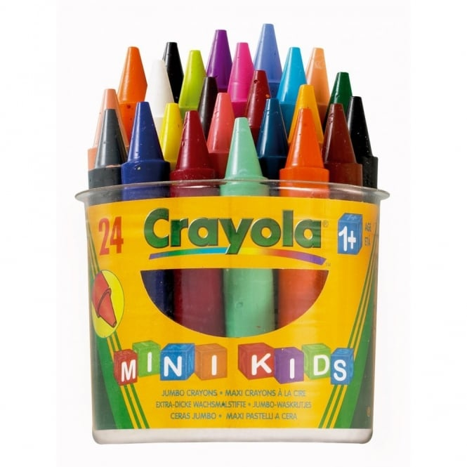 crayola my first crayons 24 art craft from early years