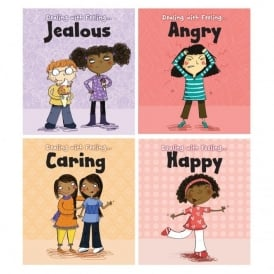 Dealing With Feelings Book Pack 1