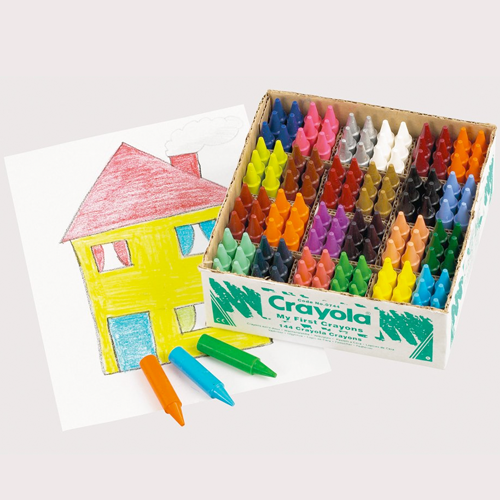 Crayons / Chalks & Pastels