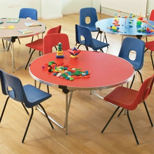 Classroom Furniture Early Years ~ Classroom tables and chairs nursery primary school