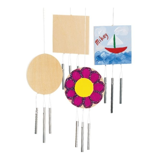 Design A Wind Chime Understanding The World From Early Years