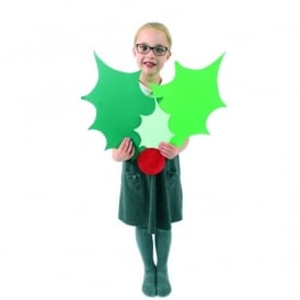 Display Jumbo Holly