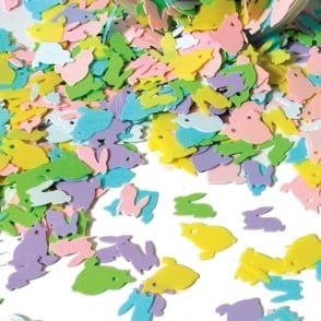 Easter Sequin Sprinkles 50g - Art & Craft from Early Years